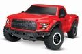 Traxxas New Ford F-150 Raptor 2WD incl. 8,4V battery