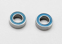 7019 Traxxas Ball Bearings 4x8x3 blue rubber sealed