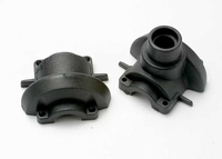 Traxxas 5380 Housings, differential (front & rear) (1)