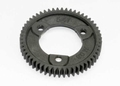 Spur gear, 54-tooth (0.8 metric pitch, compatible with 32-pi