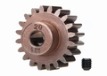 6494X Traxxas Gear, 20-T pinion (1.0 metric pitch) (fits 5mm