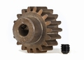 Traxxas 6491X Gear, 18-T pinion (1.0 metric pitch) (fits 5mm
