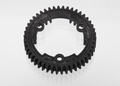 Traxxas 6447 Spur gear, 46-tooth (1.0 metric pitch)