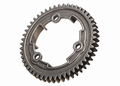 Traxxas 6448X 50-tooth spur gear. 1.0 metric pitch. Hardened