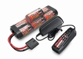 Traxxas 2984G Battery and Charger Completer Pack